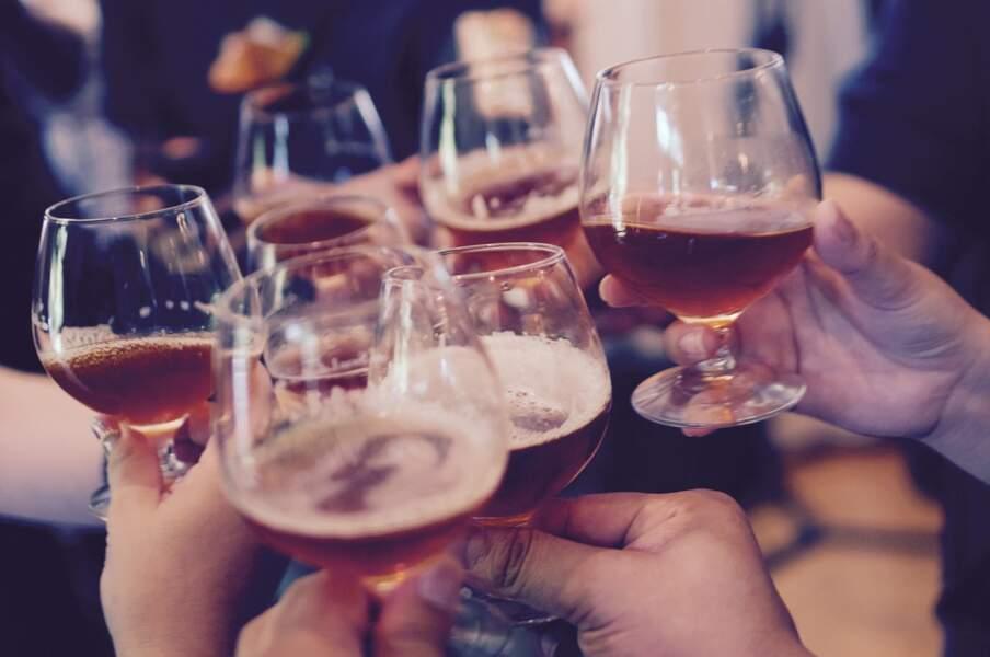 Réduire sa consommation d'alcool