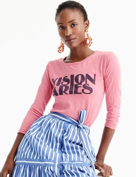 Tee-shirt astro : Bélier