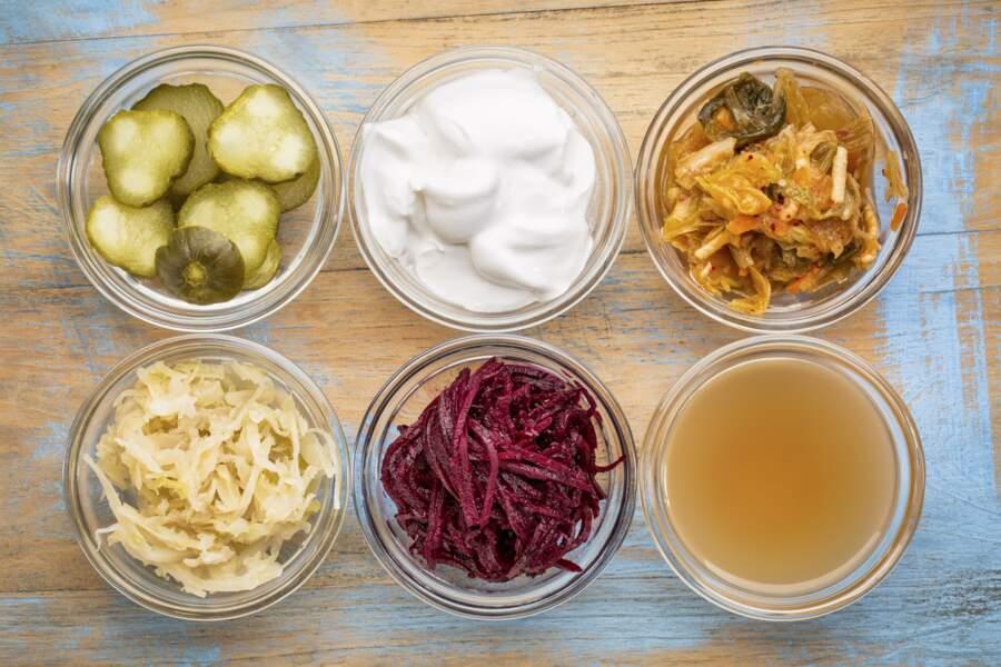 Prendre des probiotiques