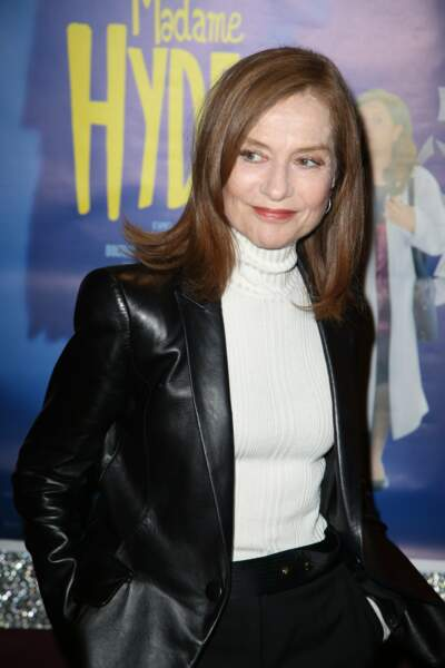 Isabelle Huppert, 65 ans