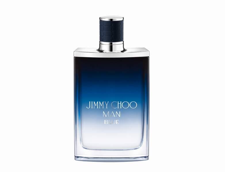 Man Blue, Jimmy Choo