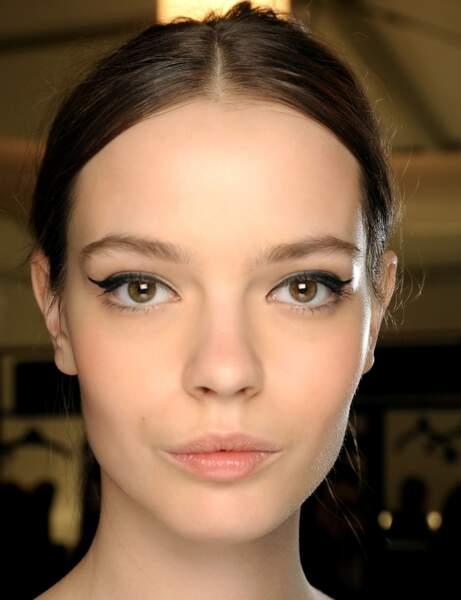 L'eyeliner graphique