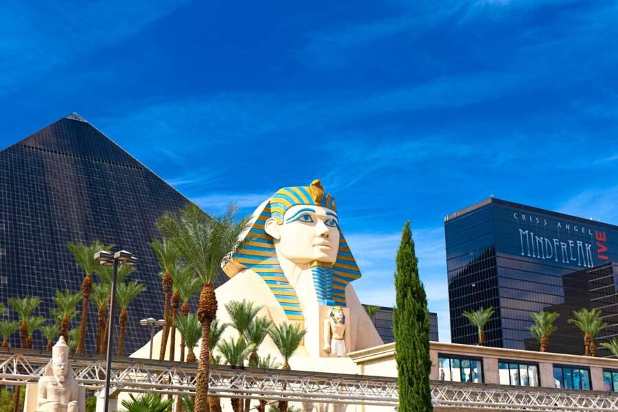 Sphinx de l'Hotel Luxor Hotel