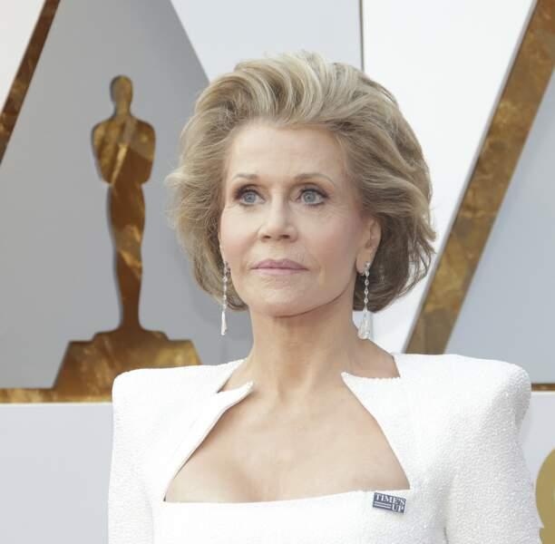 Jane Fonda, 80 ans