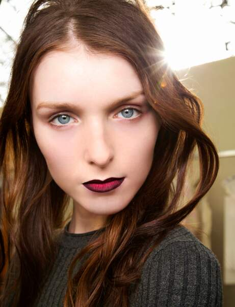 Les lèvres bicolores de Shiatzy Chen