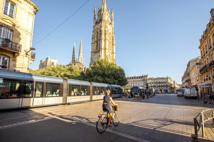 Bordeaux, récompensé pour ses efforts pour favoriser la pratique du vélo