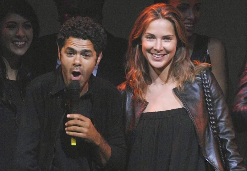 Melissa Theuriau et Jamel Debbouze...
