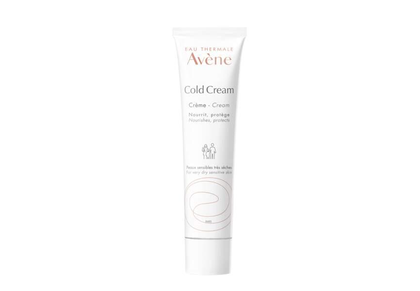 Le cold cream crème Avène