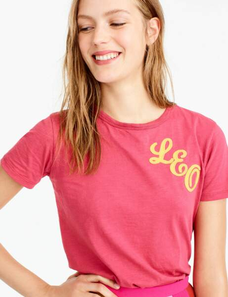 Tee-shirt astro : Lion