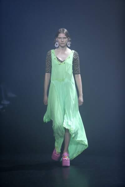 Les WTF de la fashion week : les Crocs à talon