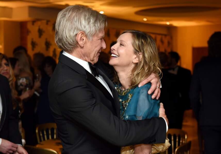 ...se sont rencontrés lors de la cérémonie des Golden Globes en 2002 et se sont mariés en 2010