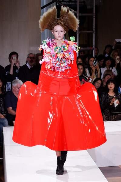 Les WTF de la fashion week : le robe-jouets