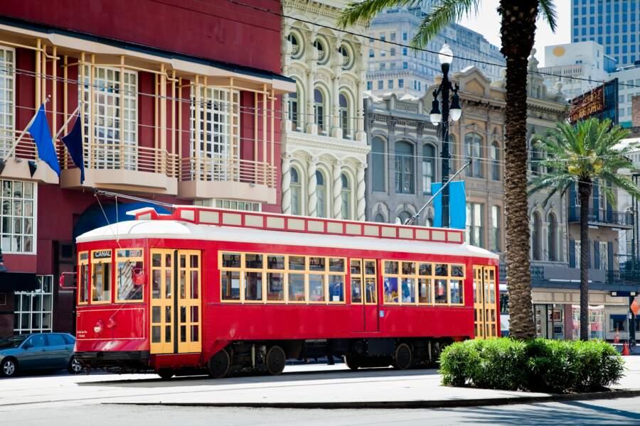 Tramway à la Nouvelle-Orléans