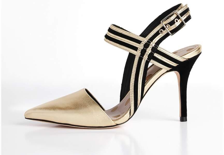 Chaussure de fêtes : la plus pointue