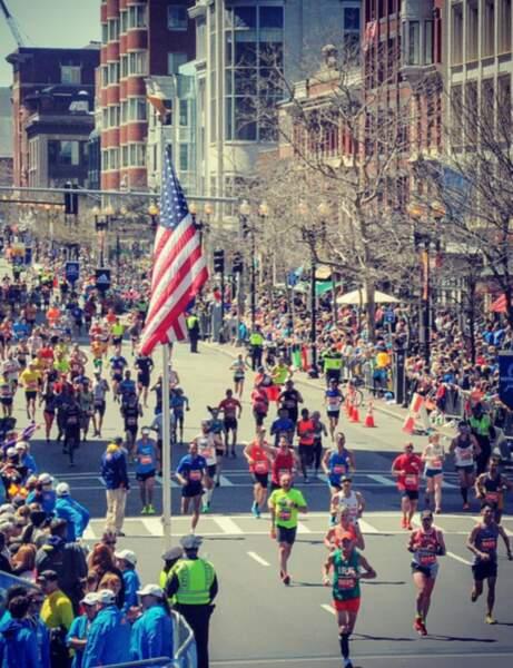 10 – Le marathon de Boston