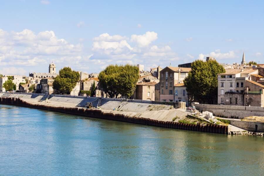 Arles, Bouches-du-Rhône (18,6/20)