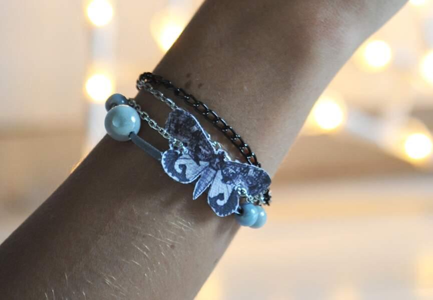 Un bracelet léger