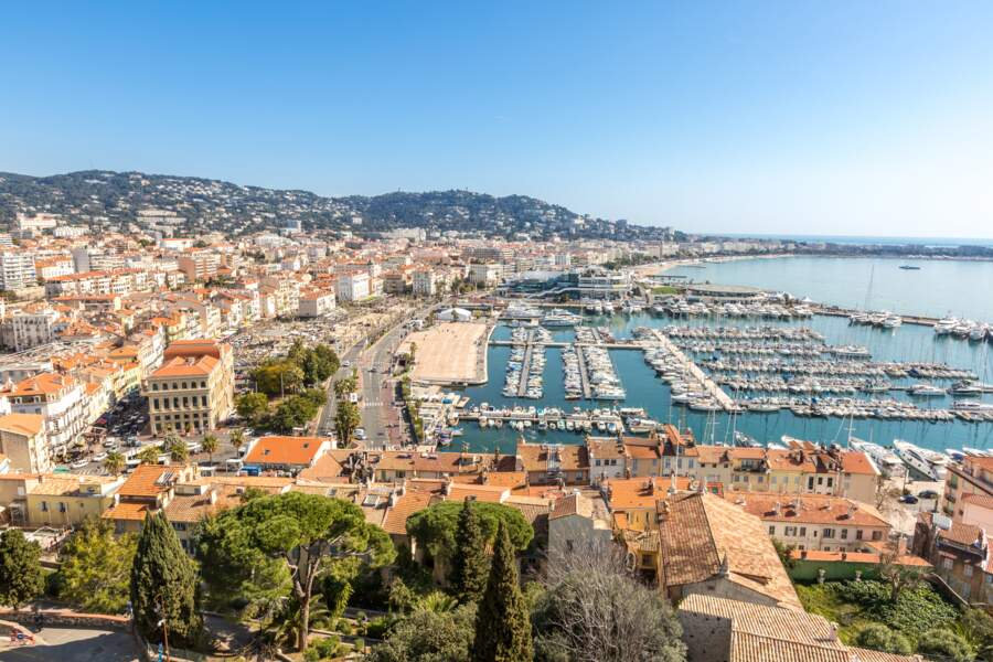 Cannes, Alpes-Maritimes (18,7/20)