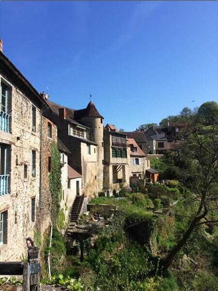 Gargilesse-Dampierre, village du Val-de-Loire et refuge de nombreux artistes tels que George Sand