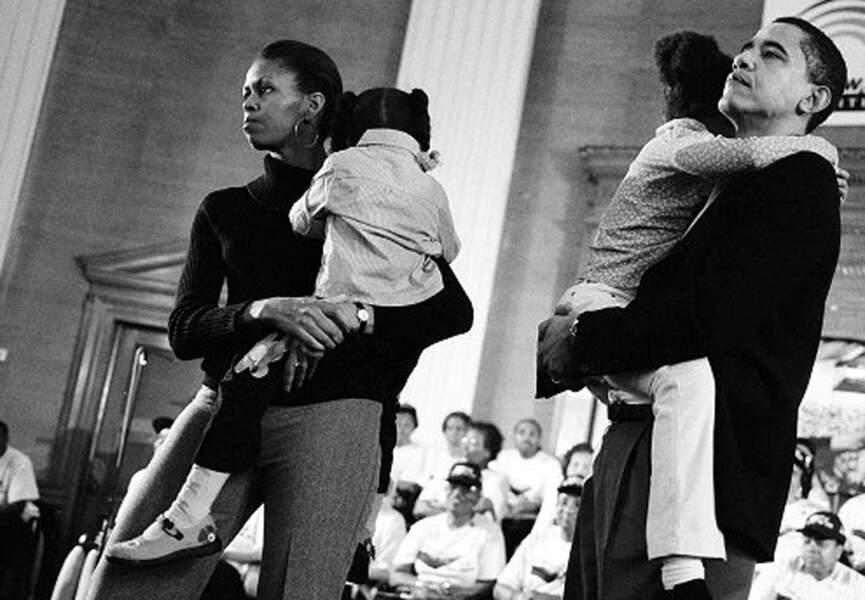 La famille, encore et toujours, essentielle pour Barack Obama