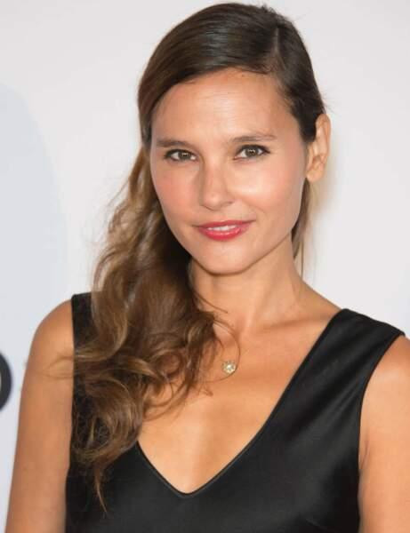 Virginie Ledoyen : son sidehair glamour