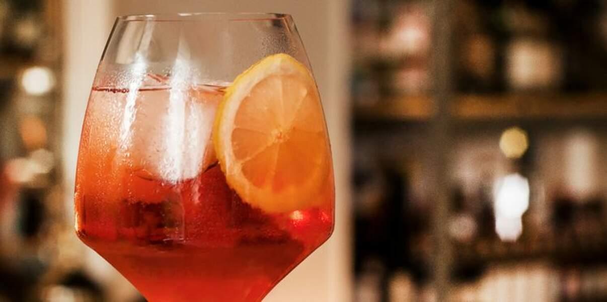 Cocktail Hard Spritzen