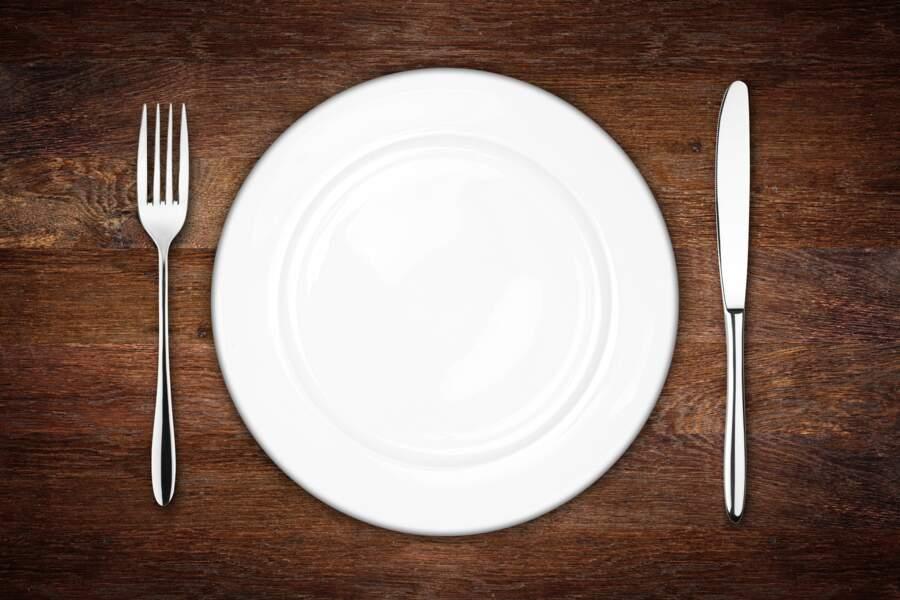 Ne jamais sauter de repas