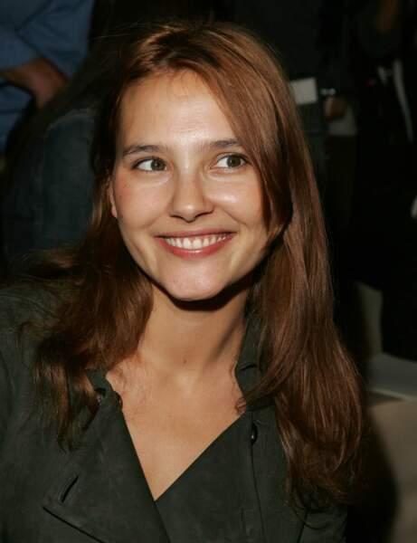 Virginie Ledoyen : son roux cuivré