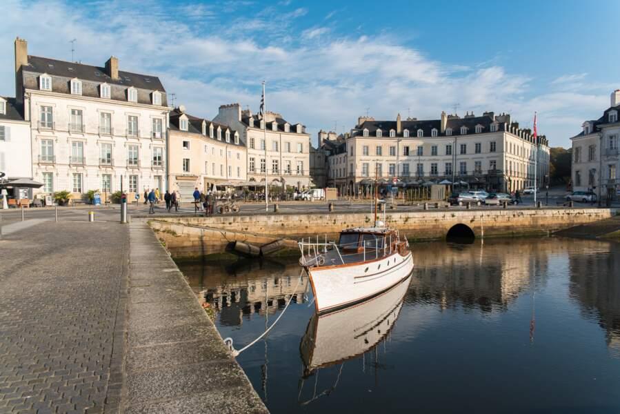 Vannes, Morbihan (18,6/20)