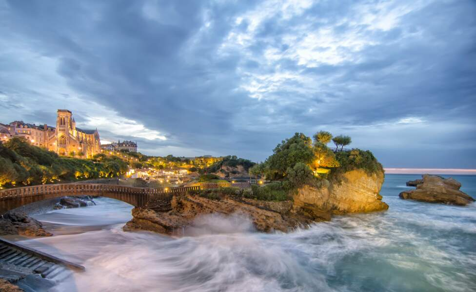 Biarritz, la magie basque