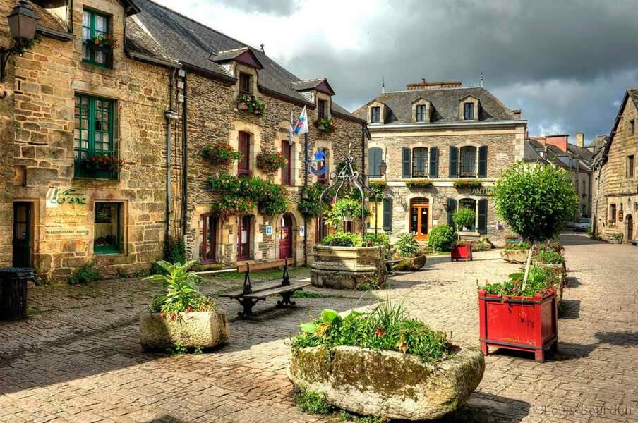 Rochefort-en-Terre, une vraie petite cité de caractère dans le Morbihan