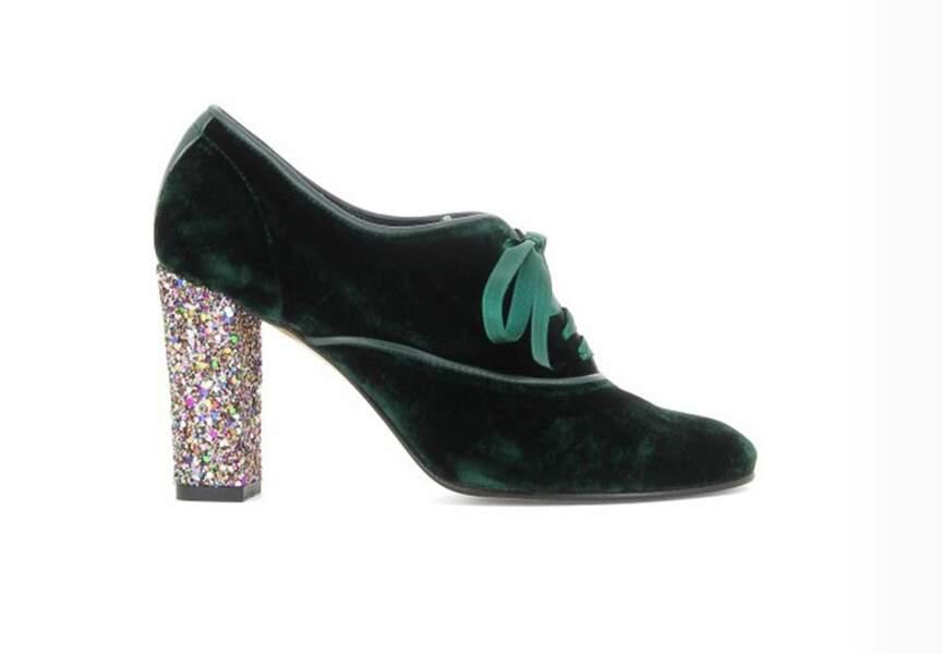 Chaussure de fêtes : la plus aristocratique