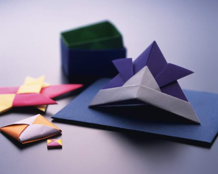 Au Japon : l'origami pour vivifier les méninges