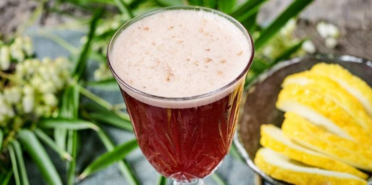 Cocktail royal laguna bay