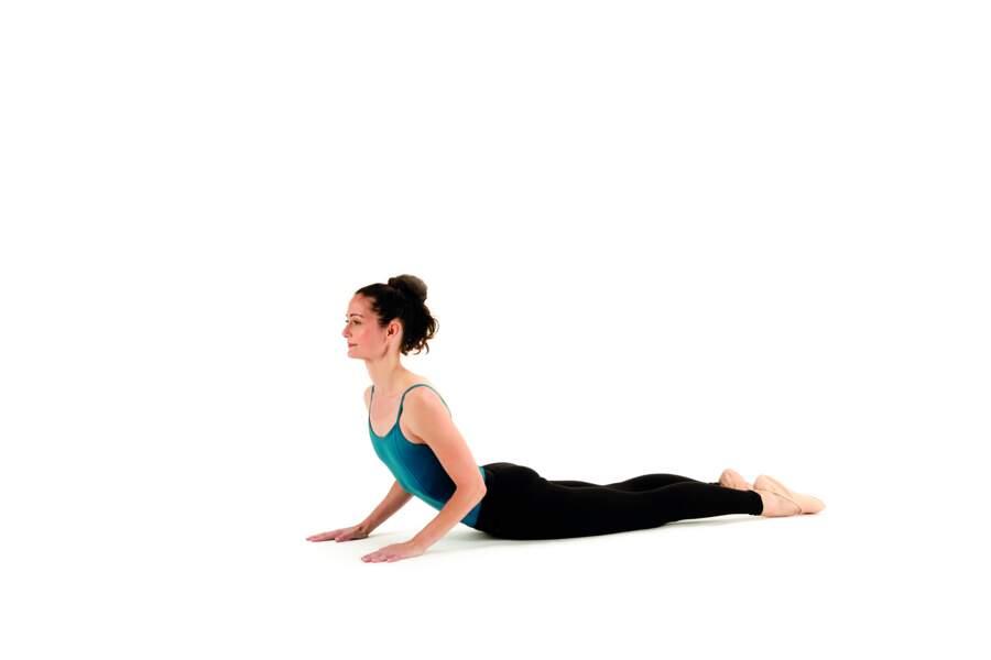 Séance de Pilates express avant d'aller se coucher : Swan (suite)