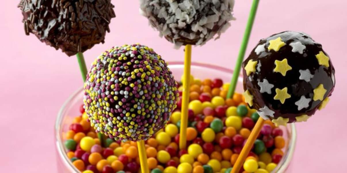 Pop cakes faciles