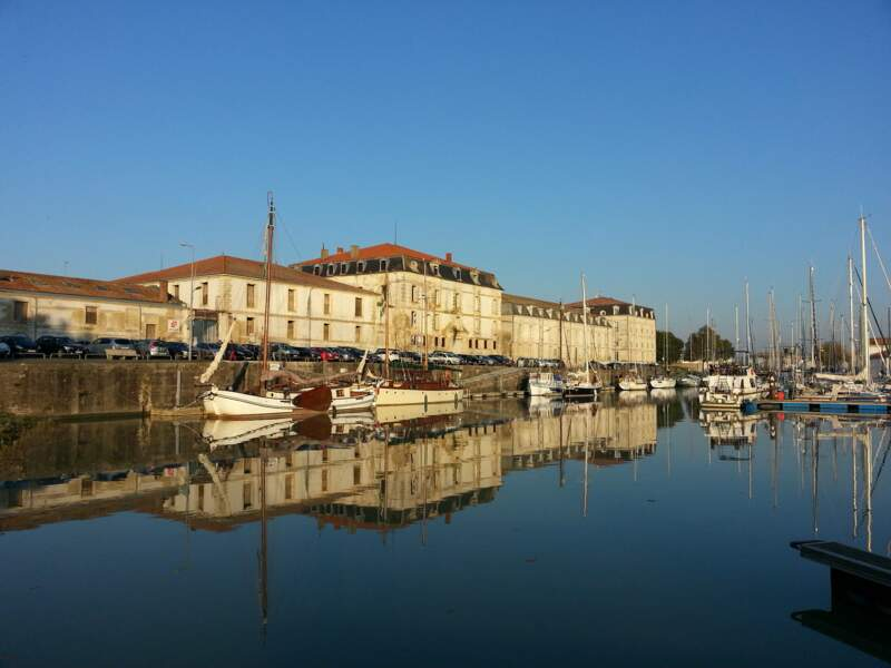 Port de Plaisance Rochefort