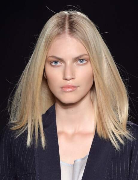 Une coupe ultra-lisse