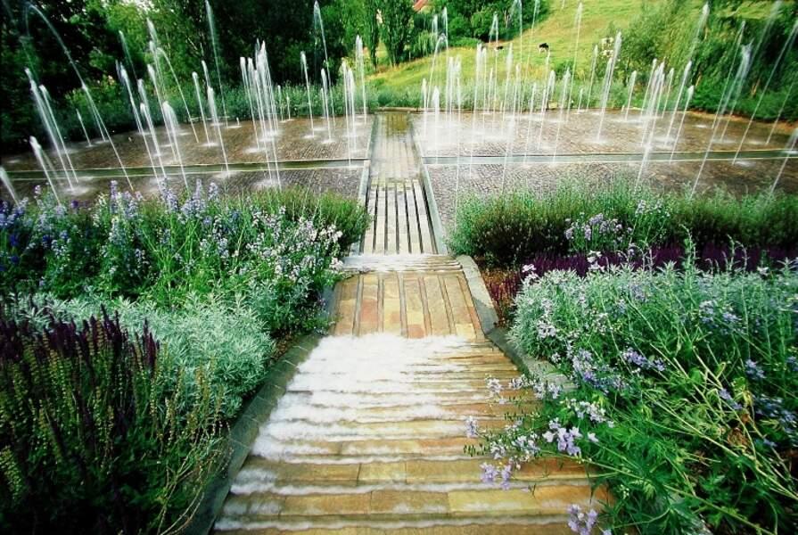 Les jardins de l'Imaginaire à Terrasson-Lavilledieu (Dordogne)