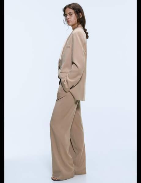 Tailleur pantalon : boyish