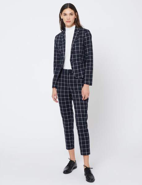 Tailleur pantalon : élégant
