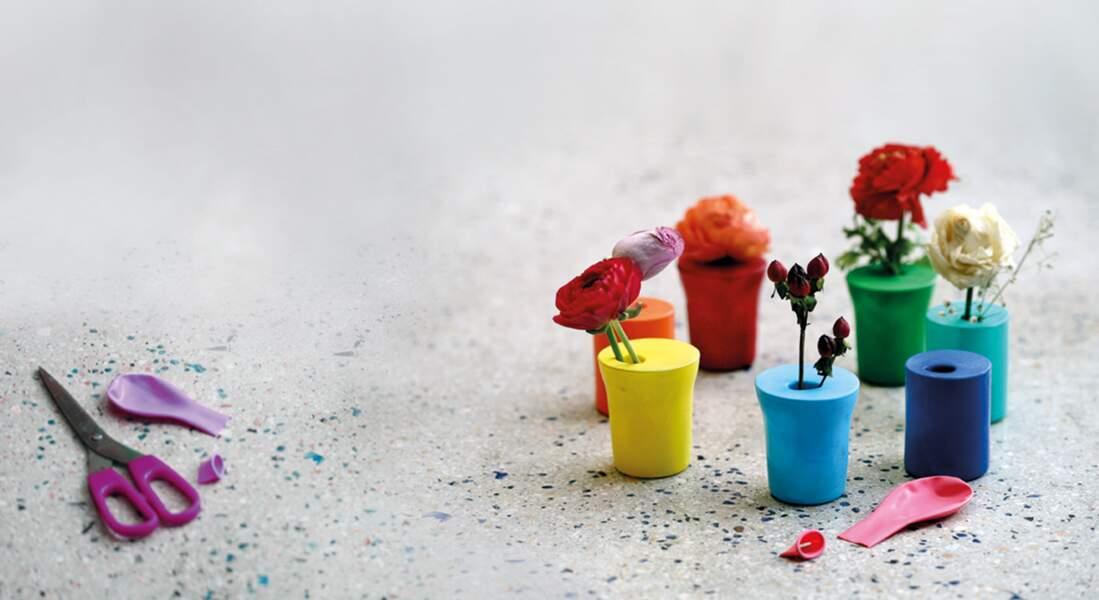 Déco récup : un vase soliflore express