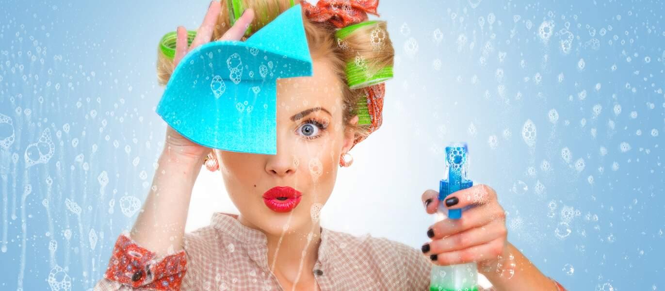 Ménage : 9 astuces pour faire briller la salle de bains