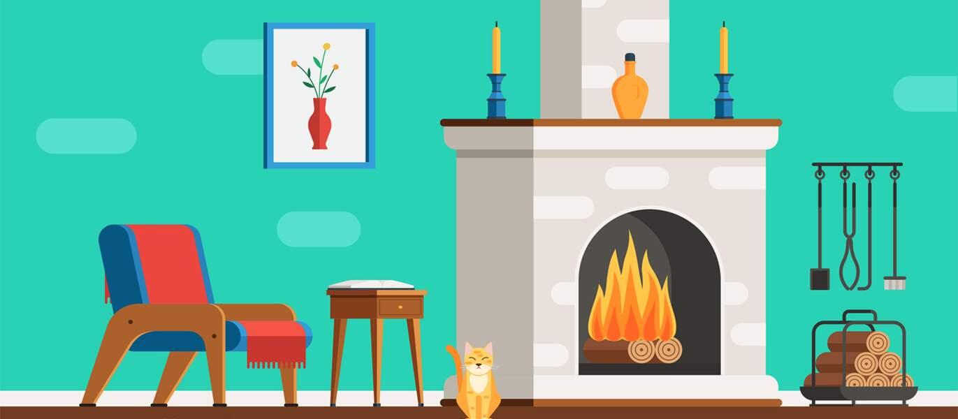 Feu de cheminée : comment faire des flambées plus écolos ?