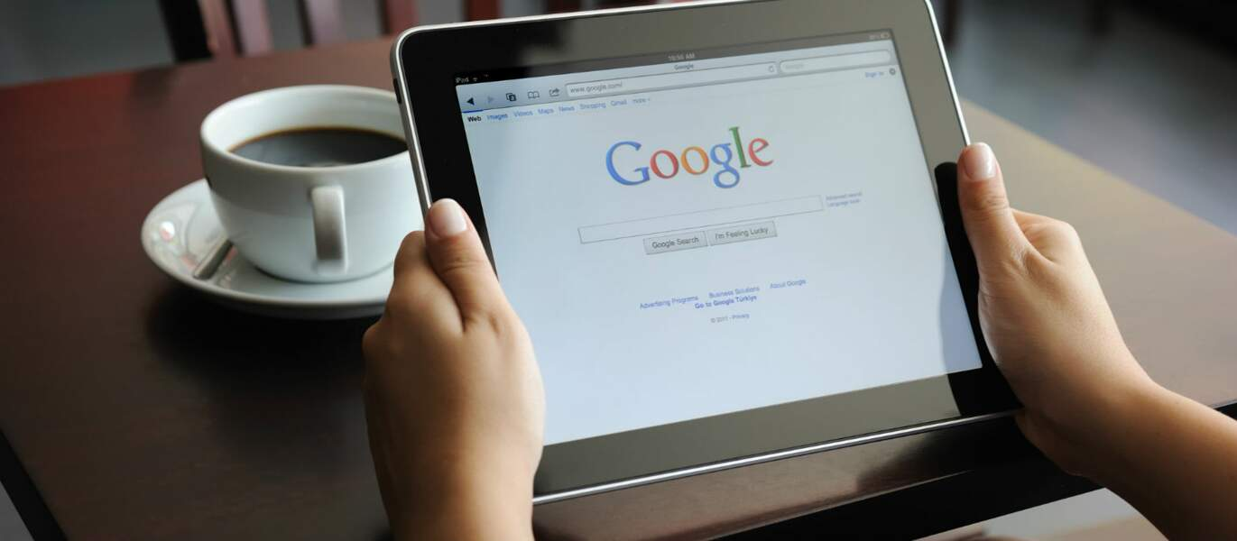 Comment choisir Google en page d'accueil ?