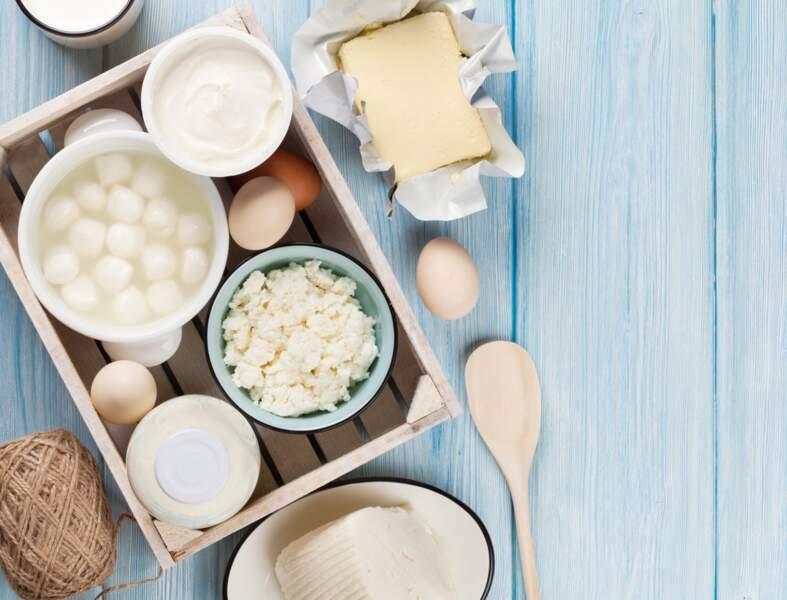 Anti-gaspi : comment congeler mes produits laitiers