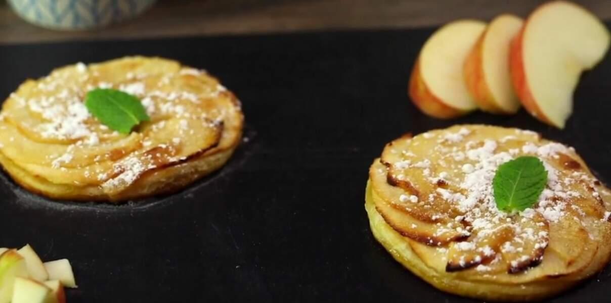 Vidéo : la recette de la tarte fine aux pommes