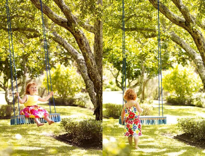 Balancelle, fauteuil suspendu, rocking chair… Tout pour se balancer au jardin