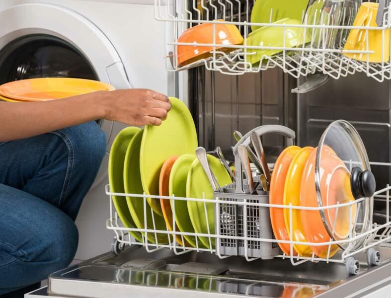 5 erreurs que l'on fait tous avec son lave-vaisselle