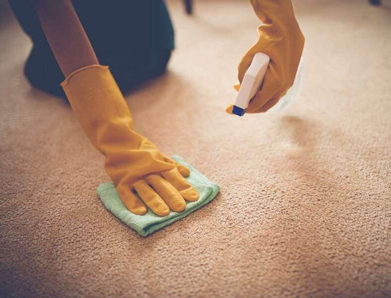 Comment nettoyer sa moquette ?